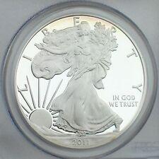 2011-W $1 American Eagle 1 oz. Silver PCGS PR70DCAM First Strike 25th Anniv Set