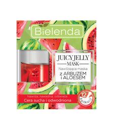 Bielenda Juicy Jelly Mask Moisturizing Face Mask Watermelon and Aloe 50g