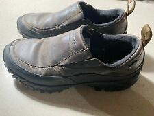 Size 9.5 Mens Merrell Shiver Moc 2 Leather Waterproof Slip On