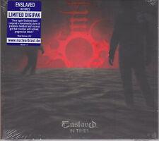 Enslaved 2015 CD - In Times (Ltd. Digi.) Borknagar/Helheim/Falkenbach - Sealed