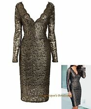 NEXT Lace V-Neck Long Sleeve Dresses for Women