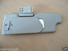 MGF Cream Sun Visor Passenger Left Near Side VGC Spring and Clips in tact