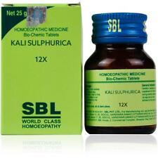 SBL Kali Sulphuricum 12X (25g)Hairfall 100% Pure free shipping UK