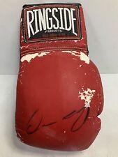 Oscar De La Hoya Autographed Ringside Boxing Glove PSA DNA Certified AG90154