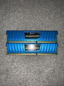 Corsair CML8GX3M2A1600C9B (8 GB, PC3-12800 (DDR3-1600), DDR3 RAM, 1600 MHz,...