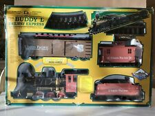 """Buddy """"L"""" Railway Express No. 53 Union Pacific Train Set Limited Edition G Scale"""