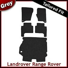 Landrover RangeRover Sport 2009 Tailored Car + Boot Mats GREY