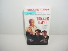 Trigger Happy VHS Video Tape Movie