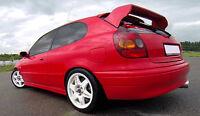 TOYOTA COROLLA E11 WRC EDITION SPOILER  (1997-2001 )