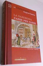 ANGIUS CASALIS LA SARDEGNA PAESE PER PAESE - PARTE CIER - QUARTO N. 13  - 2/17
