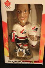 Team Canada Martin Brodeur Bobble Head rare gold base