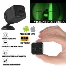 Telecamera spia microcamera infrarossi wifi nascosta HD micro camera  mini
