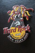 HRC HARD ROCK CAFE Newport Beach New Year 2001 PARTY le400 ha