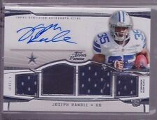 2013 Topps Prime Level V Joseph Randle Auto Jersey Rc Serial # to 449