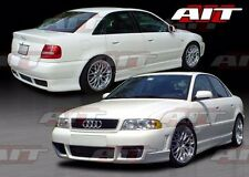 "1996-2001 AUDI A4 RS4 STYLE FULL BODY KIT ""AIT RACING ORGINAL PRODUCT"""