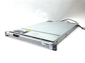 Dell PowerEdge R610 2* Intel Xeon E5620 2.4Ghz 24GB PERC 6/i Controller Server