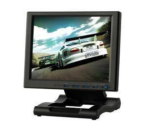 """LILLIPUT 10.4"""" FA1042-NP/C  monitor with VGA, composite video and Foldable stand"""