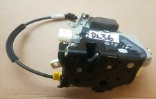 AUDI A8 DOOR LOCK 2013 GENUINE 7 PIN - FRONT DRIVER SIDE (DL36)
