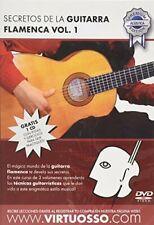 Virtuosso Curso De Guitarra Flamenca Vol.1