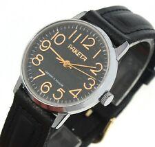 Orologio russo Raketa NERO russian watch