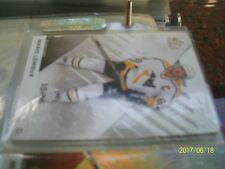 MARIO LEMIEUX SP GAME USED 2016-17 # 97 AND # 10/66 !!