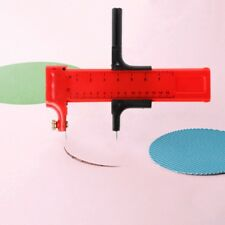 Drawing Compasses Circle Cutter Cut Tool For Paper Vinyl Pubber Leather 10~150mm