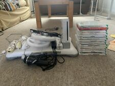 nintendo wii bundle- Wii, Games And Balance Board