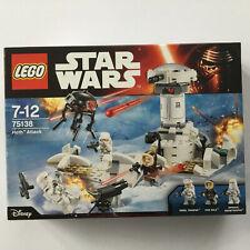 LEGO StarWars 75138 Hoth Attack - NEU OVP