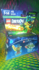 LEGO Dimensions Cragger Chima Fun Pack 71223 NIB FREE SHIP