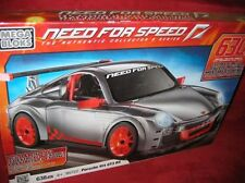 MEGA BLOKS® 95722 1:12 NEED FOR SPEED™ PORSCHE 911 GT3 RS NEU OVP