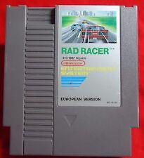 Rad Racer - European Version / Bienengräber - Nintendo NES - PAL - NES-RC-EEC