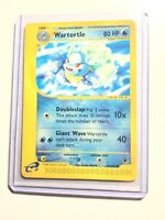 WARTORTLE - 92/165 - Expedition Base Set - Uncommon - Pokemon Card - NM