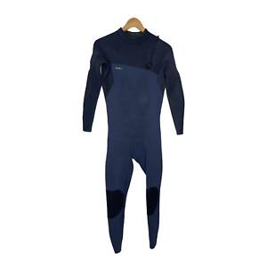 O'Neill Mens Full Wetsuit Size MS (Medium Short) HyperFreak 4/3 Zipless - $329
