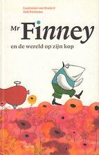 Mr. FINNEY EN DE WERELD OP ZIJN KOP - Laurentien van Oranje & Sieb Posthuma