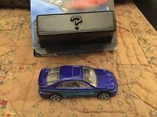 Hot Wheels Loose Mystery Car 2010 - Honda Civic Si Blue -