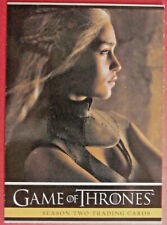 GAME OF THRONES - SEASON TWO Promo Card P1 - Rittenhouse Archives