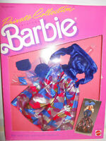 Barbie PRIVATE COLLECTION FASHIONS 1987 4388