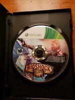 BioShock Infinite Microsoft Xbox 360 Disc only with free black case