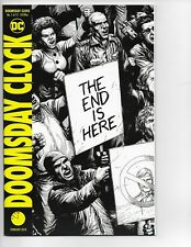 Doomsday Clock #1  2nd Print Comic