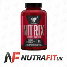 BSN NITRIX 2.0 WORKOUT AMPLIFIER NITRIC OXIDE CREATINE 180 TABS