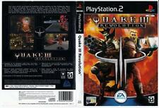 Quake III: Revolution - Playstation 2.