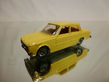 PENNY 0/201 ALFA ROMEO GIULIA TI - YELLOW 1:66 - GOOD CONDITION
