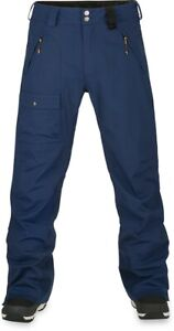 Dakine Dillon Shell Snowboard Pants Men's Large Midnight Blue New