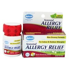 Hylands Seasonal Allergy Relief, 60 Tablets