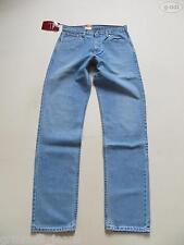 Levi's® 521 Jeans Hose, W 33 /L 36, NEU ! Original Oldschool Denim, Extra Lang !