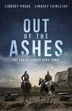 Out of the Ashes by Lindsey Fairleigh (English) Paperback Book Free Shipping!