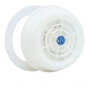 LUX284 - ø.120 - Aspiratore da finestra con A/C automatica
