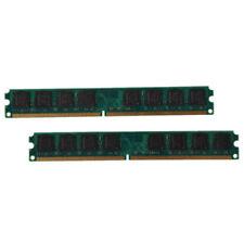 2gb(2x1gb) Ddr2 533 MHz Pc2 4200 240 Pins DIMM Memory RAM Desktop PC SIS