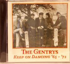 THE GENTRYS 'Keep On Dancing '65-'71' - 28 Tracks