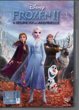 FROZEN 2 DVD DISNEY